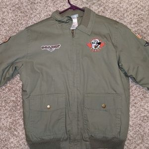 NWOT kids Mickey mouse puffer